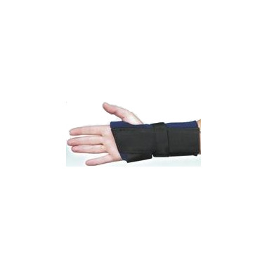 Trainer\'s Choice Wrist Brace with Palmer and Dorsal Stays