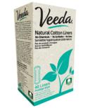 Veeda 100% Natural Cotton Liners