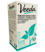 Veeda 100% Natural Cotton Liners