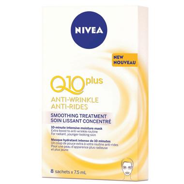 Nivea Q10 Plus Anti-Wrinkle Smoothing Treatment