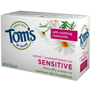 Tom\'s of Maine Sensitive Beauty Bar