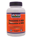 NOW Foods Vegetarian Glucosamine & MSM