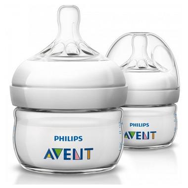 Philips AVENT Natural Newborn 2oz Bottle