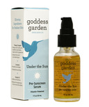 Goddess Garden Under the Sun Pre-Sunscreen Serum