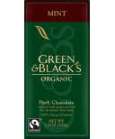 Green & Black's Mint Infused Dark Organic
