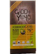 Giddy Yoyo Limon Salt Organic Chocolate Bar