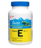 Swiss Natural Sources Vitamin E 800 I.U.