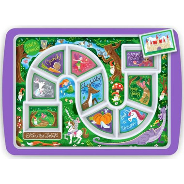 Fred and Friends Dinner Winner Tray Enchanted Forest