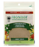 Frontier Natural Products Organic Ground Cardamom Seed