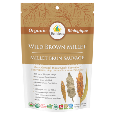 Ecoideas Organic Brown Millet