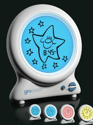Buy Gro Clock At Well Ca Free Shipping 35 In Canada