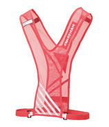 Nathan Sports Bandolier Safety Vest Diva Pink