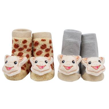 Waddle Sophie Rattle Socks