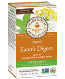 Traditional Medicinals Eater's Digest Peppermint Tea
