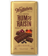 Whittaker's Rum & Raisin Chocolate