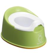 BabyBjorn Smart Potty Green & White
