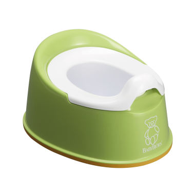 BabyBjorn Smart Potty Green & White