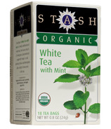 Stash Organic White Tea With Mint