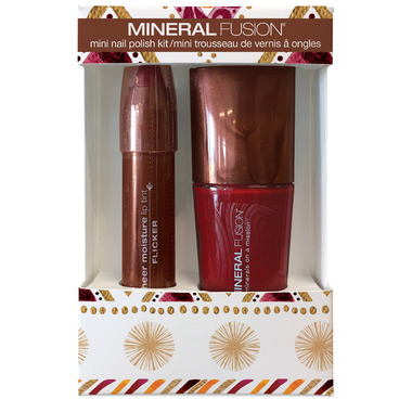 Mineral Fusion Glam Lip and Tip Kit
