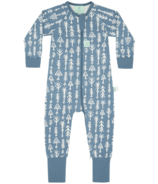 ergoPouch Layers Long Sleeve Onesie Midnight Arrows