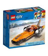 LEGO Speed Record Car