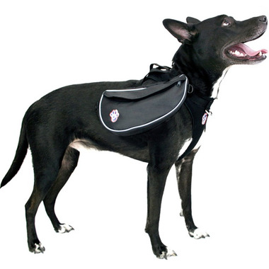 Canada Pooch Backpack Attachment Sizes M-XL