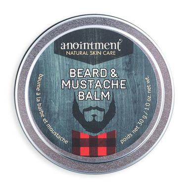 Anointment Natural Skin Care Beard & Mustache Balm