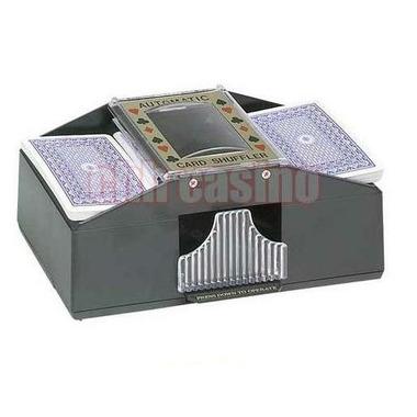 Automatic 2 Deck Card Shuffler