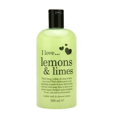 I Love...Lemons & Limes