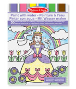 Melissa & Doug Paint With Water Princess