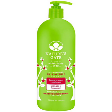 Nature\'s Gate Pomegranate Sunflower Hair Defense Conditioner
