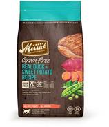 Merrick Grain Free Duck & Sweet Potato Recipe For Dogs