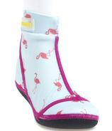 Duukies Beachsocks Jet Flamingo