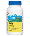 Swiss Natural Kelp Tablets