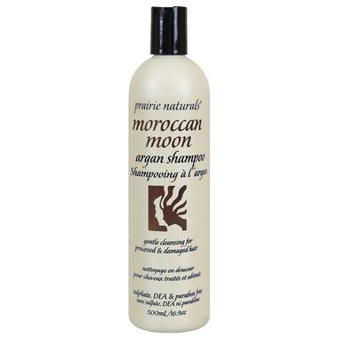 Prairie Naturals Morrocan Moon Argan Shampoo