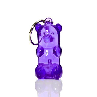 GummyGoods Keychain Purple