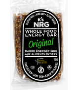 K's NRG Whole Food Energy Bar Original