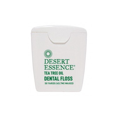 Desert Essence Tea Tree Oil Dental Floss