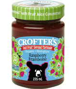 Crofter's Organic Raspberry Just Fruit Spread