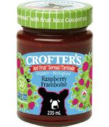 Crofter's Organic Raspberry Just Fruit Spread
