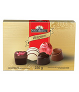 Waterbridge Belgian Milk Dark White Chocolate Assortment