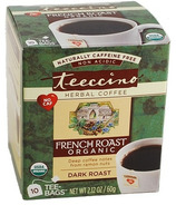Teeccino French Roast Herbal Coffee