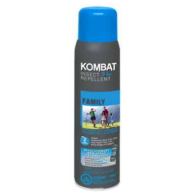 Kombat Family Insect Repellent