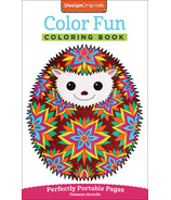Fox Chapel Color Fun Coloring Book