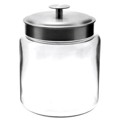 Anchor Mini Montana 96 oz. Glass Storage Jar