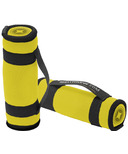 STOTT PILATES 3.3lbs Soft Dumbbells Lemon
