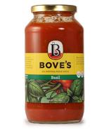 Boves Basil Tomato Sauce