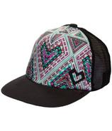 Calikids Trucker Hat Black Combo