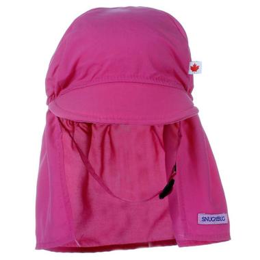 Snug As A Bug Back Flap Hat SPF 50+