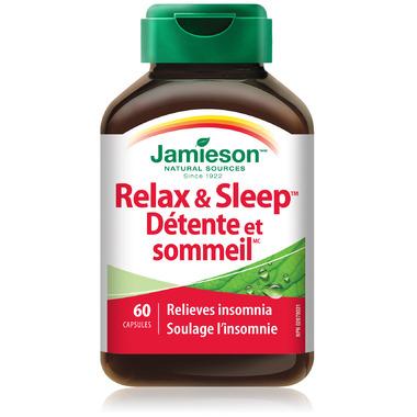 Jamieson Relax & Sleep